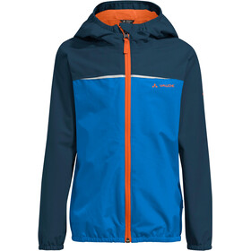 VAUDE Turaco II Jacket Kids radiate blue